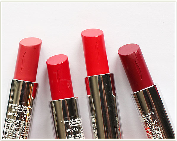 Sephora Collection Rouge Balms