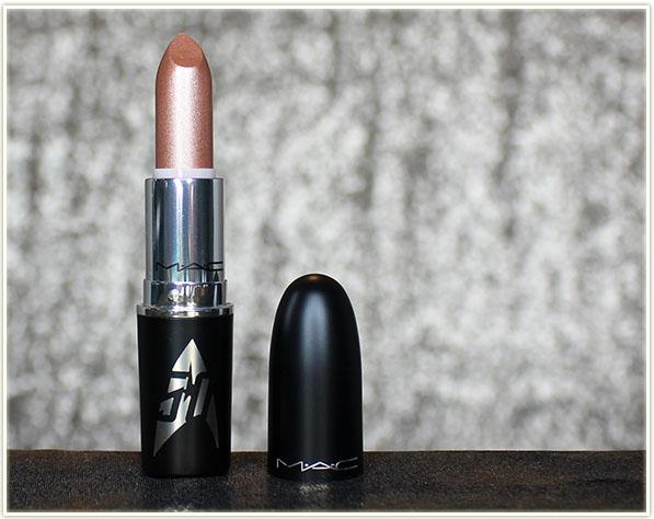 MAC Star Trek - Frost Lipstick in LLAP