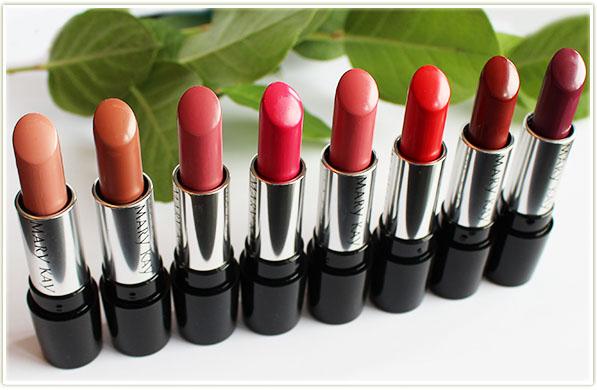 Mary Kay Gel Semi-Matte Lipsticks