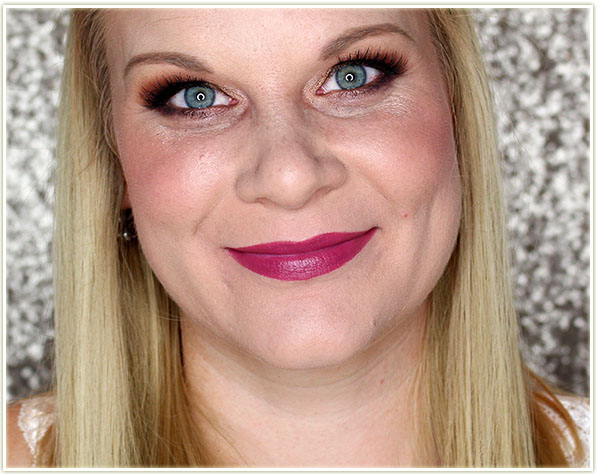 Mary Kay Gel Semi-Matte Lipstick in Crushed Berry