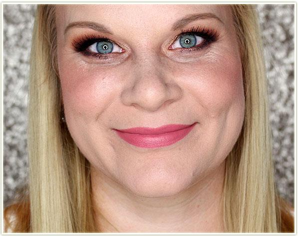Mary Kay Gel Semi-Matte Lipstick in Mauve Moment