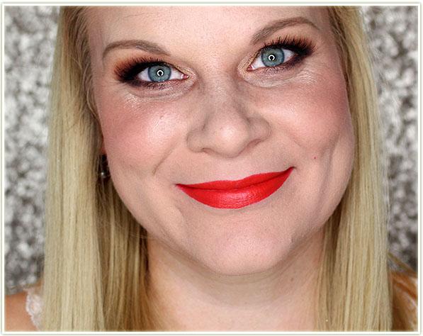 Mary Kay Gel Semi-Matte Lipstick in Poppy Please