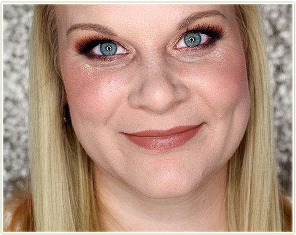 Mary Kay Gel Semi-Matte Lipstick in Rich Truffle