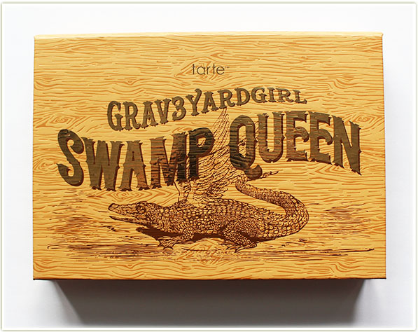 tarte Grav3yard Girl Swamp Queen palette