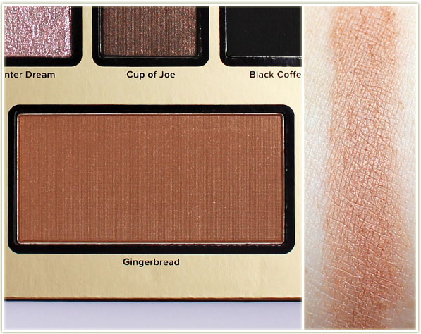 Too Faced - Gingerbread