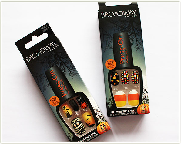 Broadway Nails - Press-On Halloween Nails!