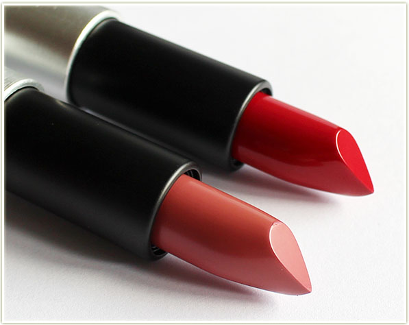 Make Up For Ever Artist Rouge Lipsticks in C211 and M401