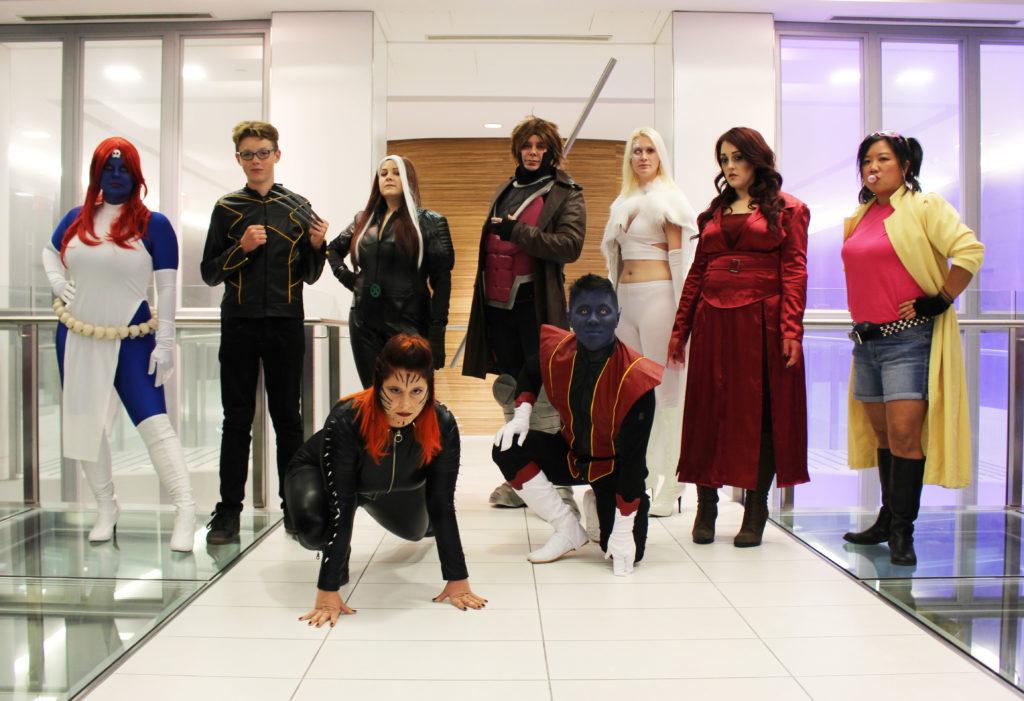 Halloween 2016: X-Men