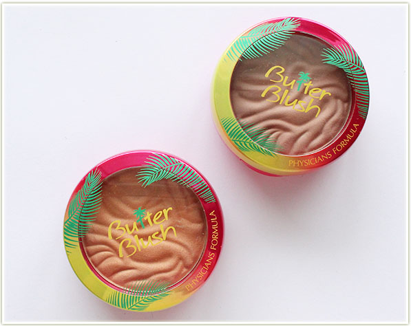 Physicians Formula Butter Blushes ($17.99 CAD each)