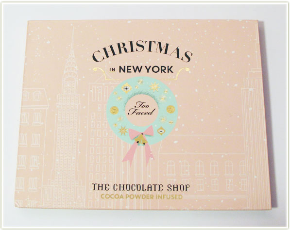 Too Faced Christmas in New York - The Chocolate Shop (free - gift)