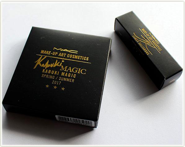MAC Cosmetics - Kabuki Magic Collection