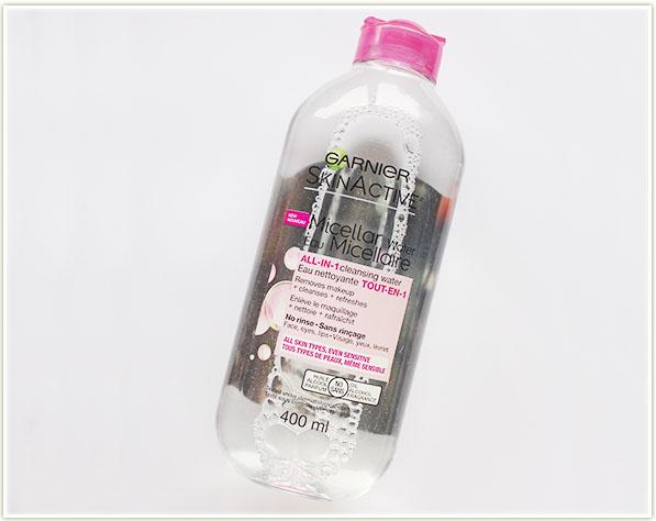 Garnier Micellar Water (free)