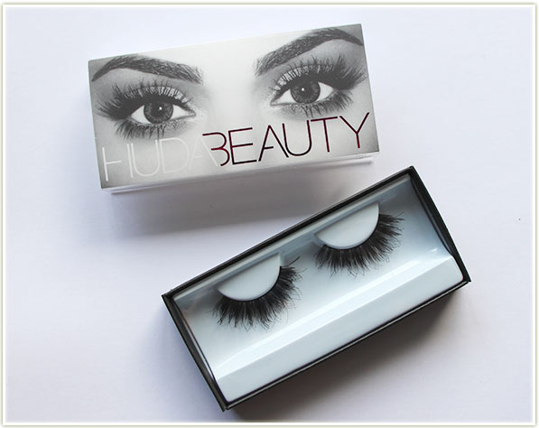 Huda Beauty - Samantha lashes ($8 CAD)