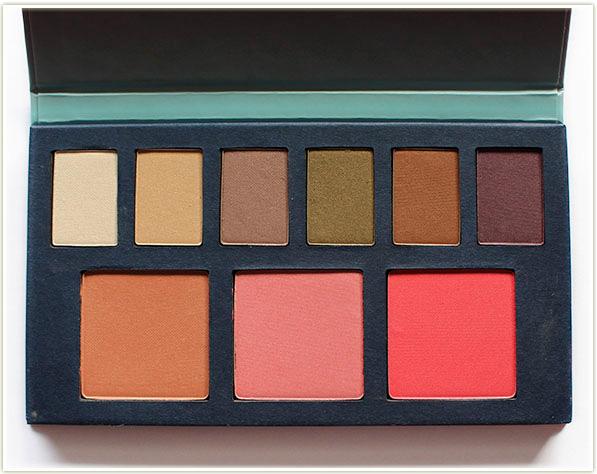 Beautycounter Desert Sunrise palette