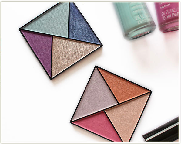 Mary Kay Spring 2017: Light, Reinvented -Eye Color Palettes