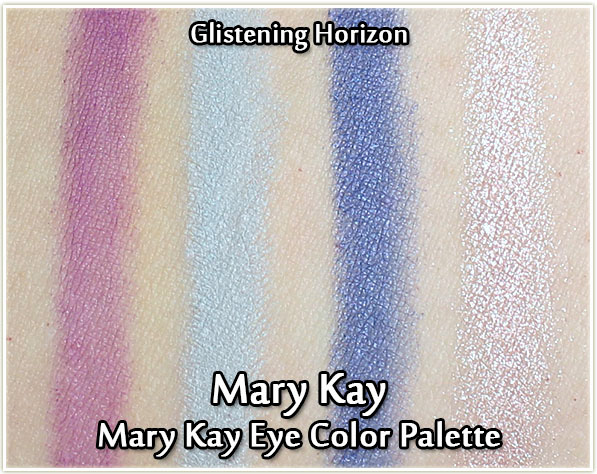 Mary Kay Spring 2017: Light, Reinvented -Eye Color Palette in Glistening Horizon