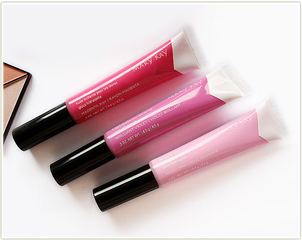 Mary Kay Spring 2017: Light, Reinvented - Glossy Lip Oils