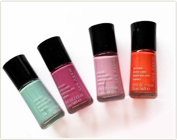 Mary Kay Spring 2017: Light, Reinvented Nail Lacquers