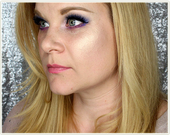 Wearing Physicians Formula - shimmer strobing - champagne shade