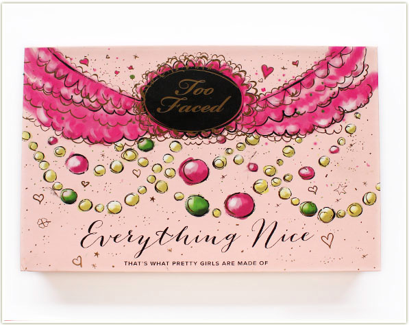 Too Faced Everything Nice