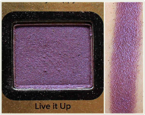 Too Faced - Live It Up