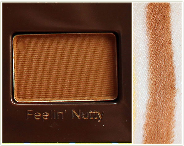 Too Faced - Feelin' Nutty