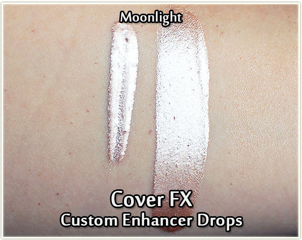 Cover FX Custom Enhancer Drops in Moonlight - swatch
