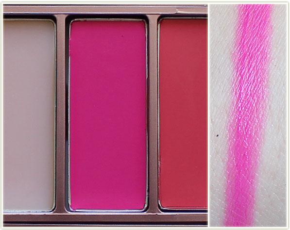 Lancome La Palette La Rose - Lip Shade 2
