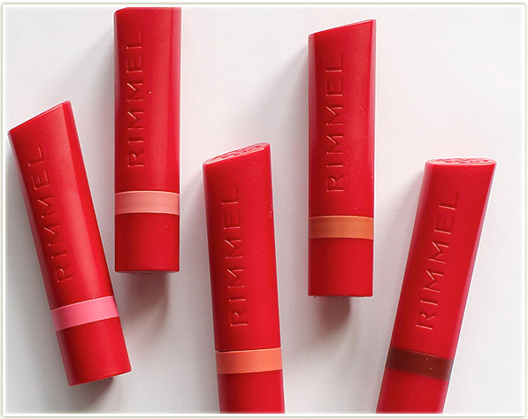 Rimmel The Only 1 Matte Lipsticks
