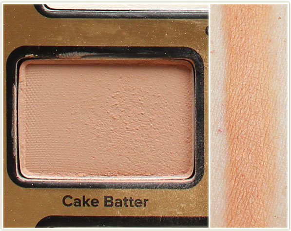 Too Faced - Cake Batter
