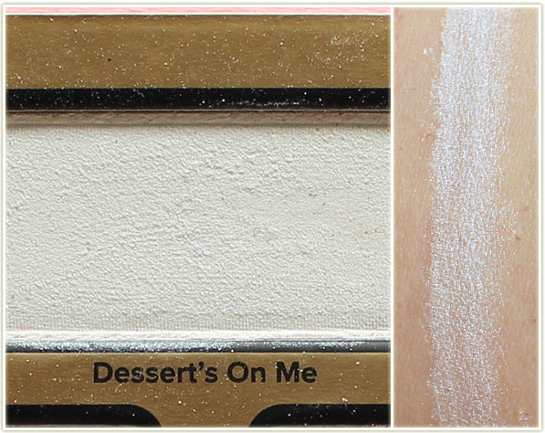 Too Faced - Dessert's On Me