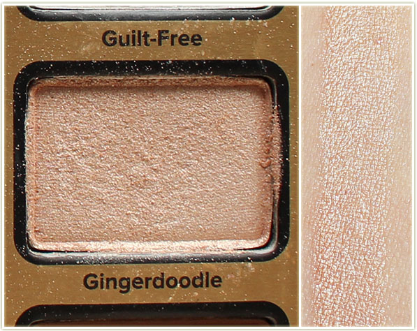 Too Faced - Gingerdoodle