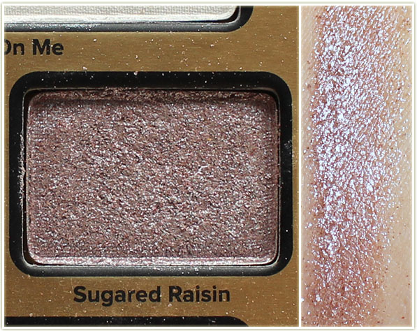 Too Faced - Sugared Raisin