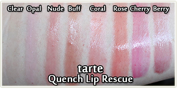 Rainforest Of The Sea Quench Lip Rescue by Tarte #17