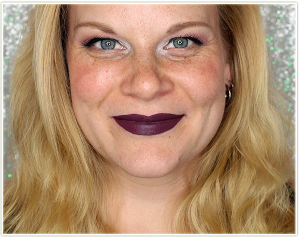 Wearing Too Faced Melted Matte in Wine Not?