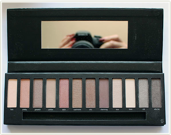 ARTDECO Most Wanted Eyeshadow Palette - More Than Nude