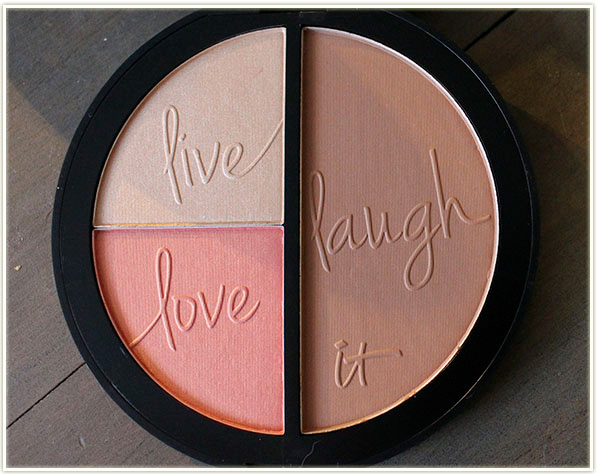 IT Cosmetics - Your Most Beautiful You Anti-Aging Face Palette - Live, Love, Laugh