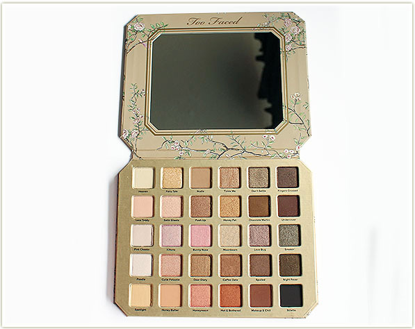 Too Faced Neutral Love