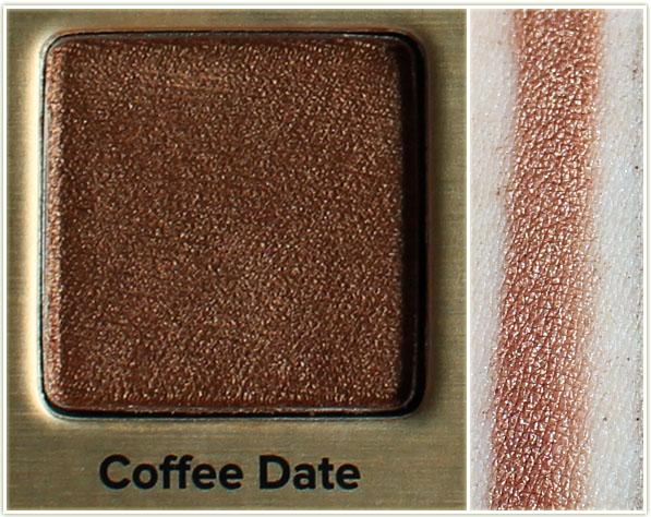 Too Faced - Coffee Date