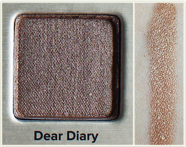 Too Faced - Dear Diary