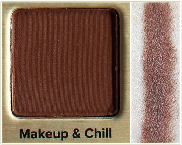 Too Faced - Makeup & Chill
