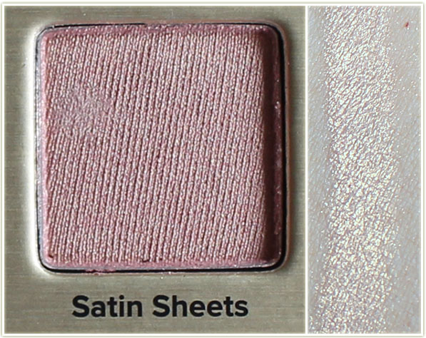 Too Faced - Satin Sheets