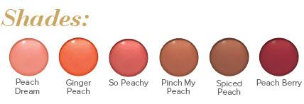 Peach My Cheeks - Shades