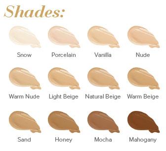 Peach Perfect - Shades