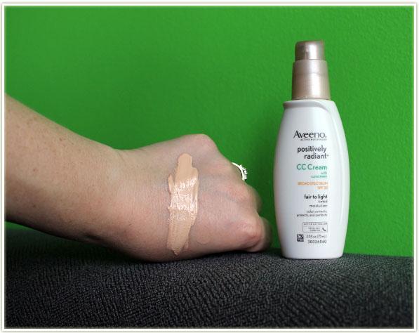 New to me: Aveeno's tinted moisturizer!