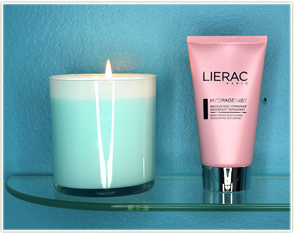Lierac Laboratories - Moisturizing Rescue Mask