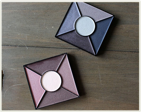Mary Kay Fall 2017 Color Collection - eyeshadow quints