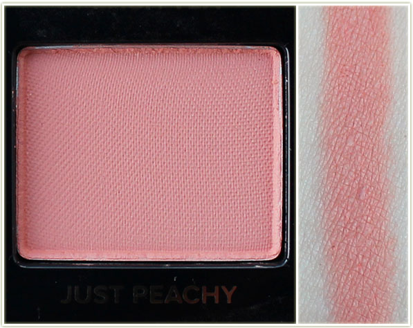 Too Faced Just Peachy Mattes - Just Peachy