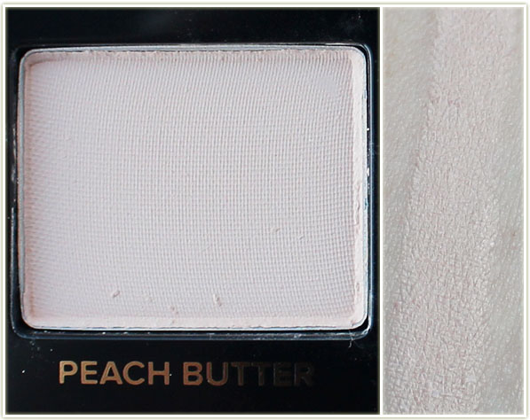 Too Faced Just Peachy Mattes - Peach Butter