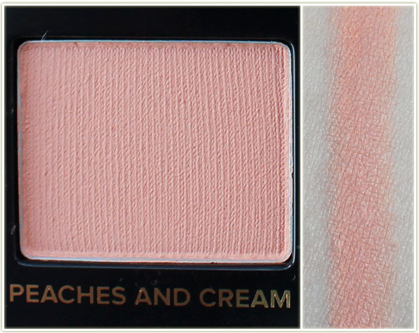 Too Faced Just Peachy Mattes - Peaches and Cream
